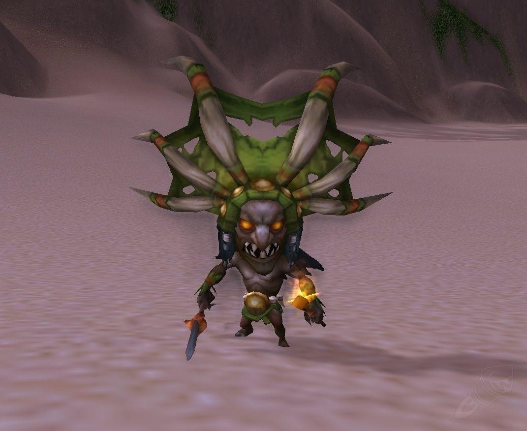 Fetish Shaman - NPC - World of Warcraft