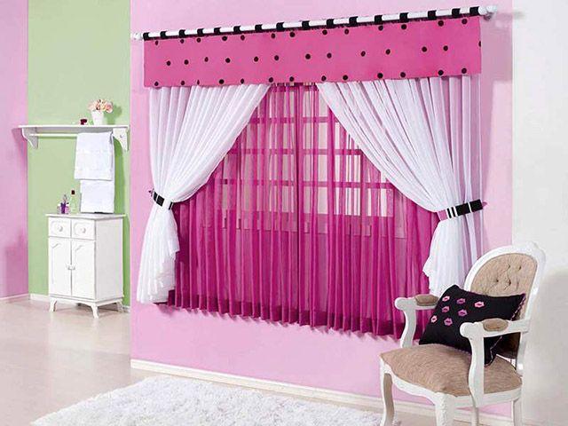 Cortina infantil cama mesa e banho magazine luiza bolsas pinterest cortinas cortinas - Cortinas de bano transparentes ...