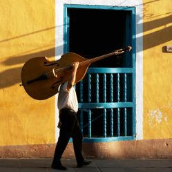Guitarist ~ Havana, Cuba