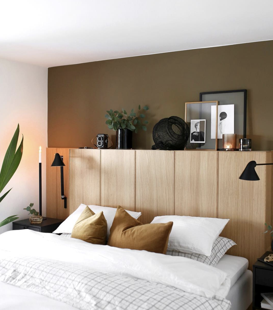 11 Ikea Bedroom Ideas Perfect For Small Spaces Hunker Small Space Bedroom Home Decor Bedroom Ikea Bedroom