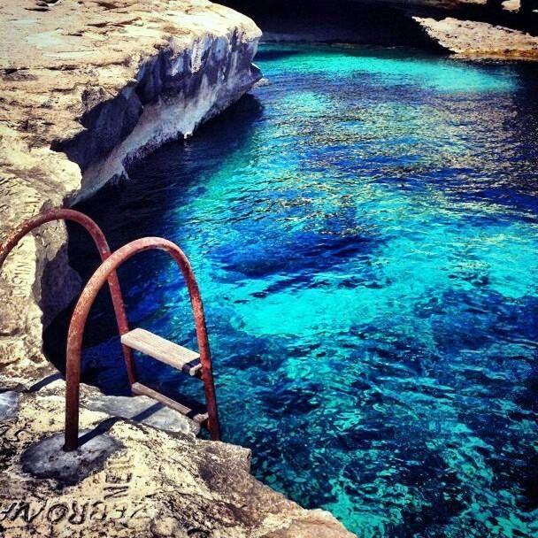 Beautiful Malta - St. Peter's pool - Marsaxlokk #travel #Europe #Malta Repinned by http://www.iconiceurope.com/
