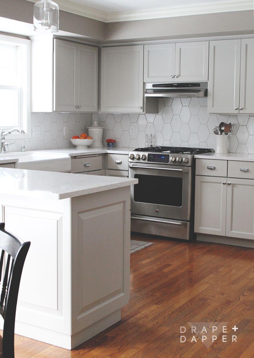 80′s kitchen update. | kitchen | Pinterest