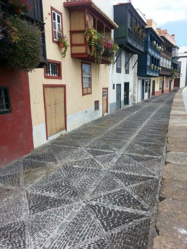 Architecture in Santa Cruz de la Palma