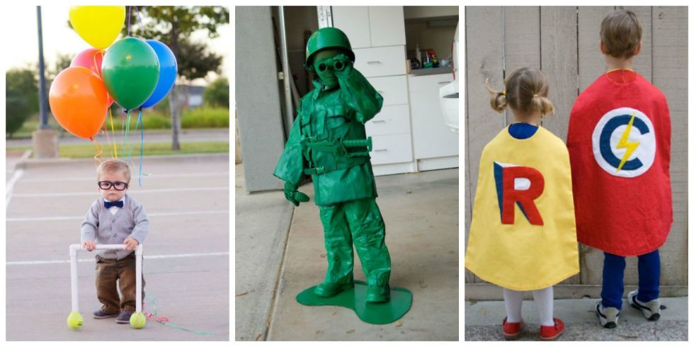 62 Utterly Adorable Homemade Halloween Costumes for Kids Homemade - how to make halloween decorations for kids