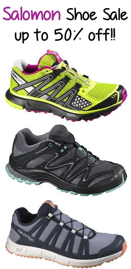 3bf536156b8 Salomon Shoe Sale ~ up to 50% off!!! #shoes | style | Salomon shoes ...