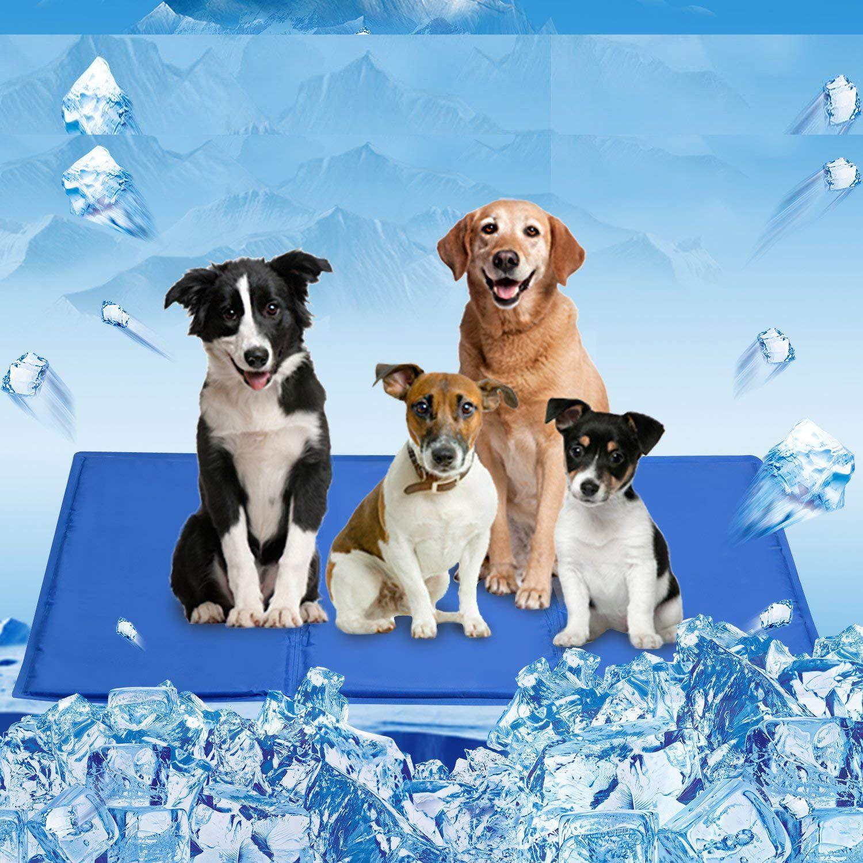 Pet Gel Cooling Mat Pad For Dogs Manufacturer Factory Wholesale Supplier Pet Cooling Mat Dog Cooling Pad Dog Cooling Mat