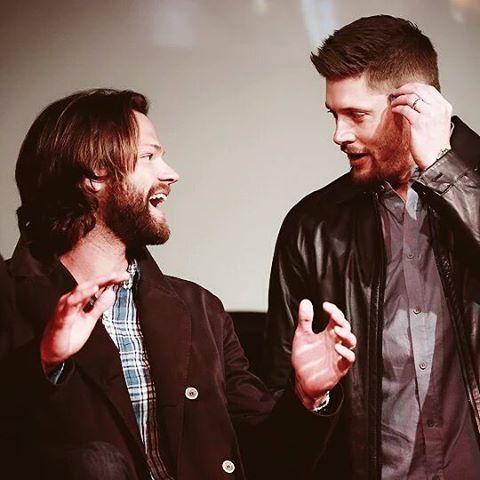 #SPN #SPNFamily #SPNFandom #Supernatural #J2 #JensenAckles #Ackles #JaredPadalecki #Padalecki #Padackles