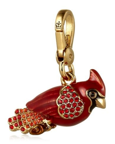 ChARmS❤Juicy Couture Jewelry, Cardinal