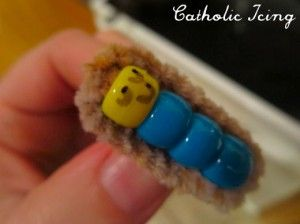 baby moses craft for kids manualidades biblicas Pinterest Baby