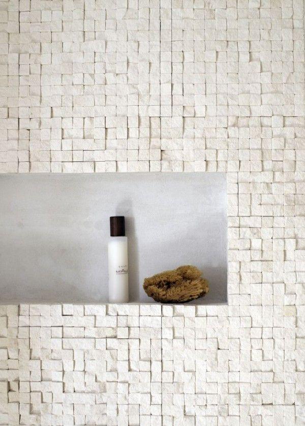 kiezelstenen badkamer - Google zoeken | materials & textures ...