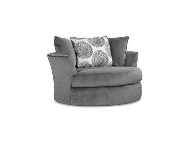 Pleasant Oversized Swivel Chair Future Home Swivel Barrel Chair Creativecarmelina Interior Chair Design Creativecarmelinacom