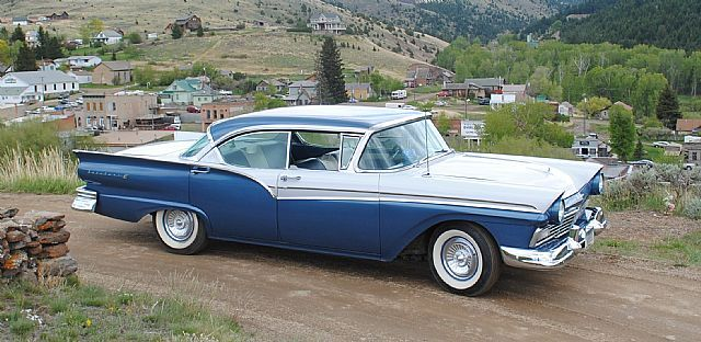 1957 Ford Fairlane With Images Ford Fairlane Fairlane Ford