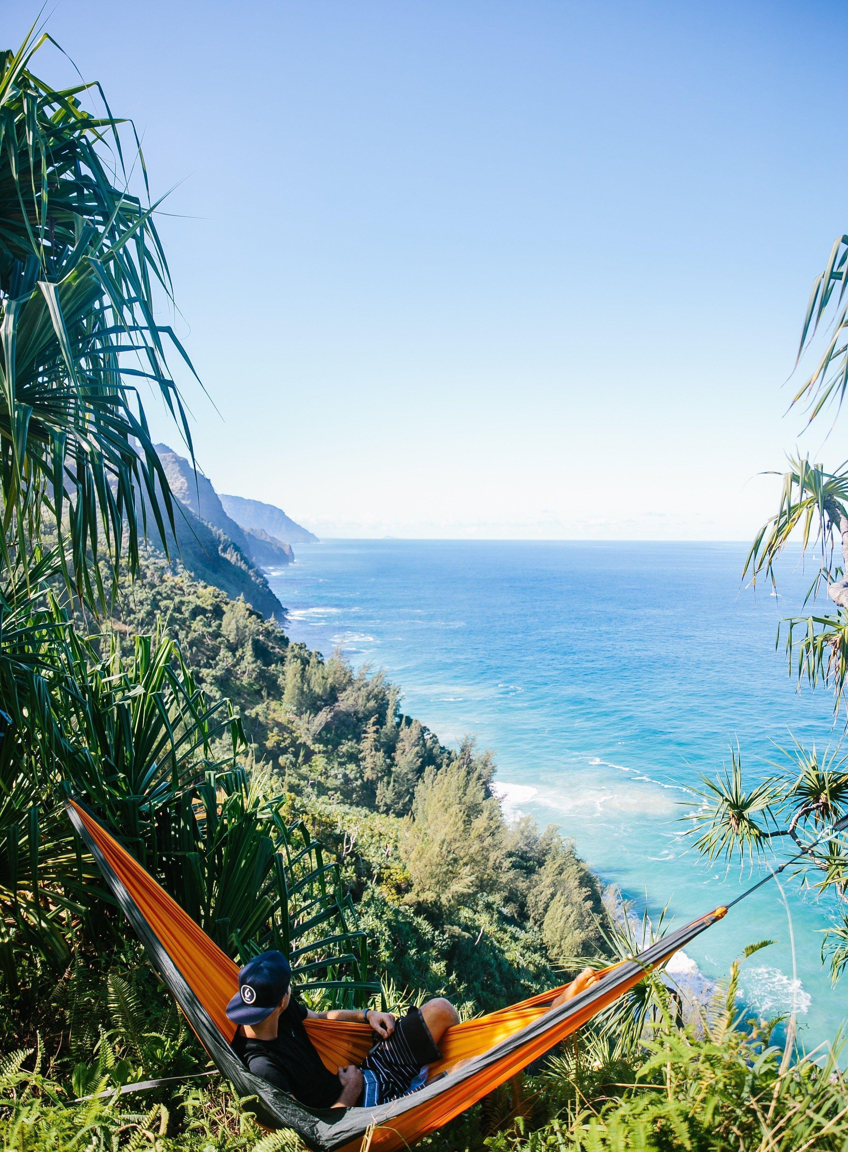 kalalau trail napali coast, kauai | hiking the na pali coast