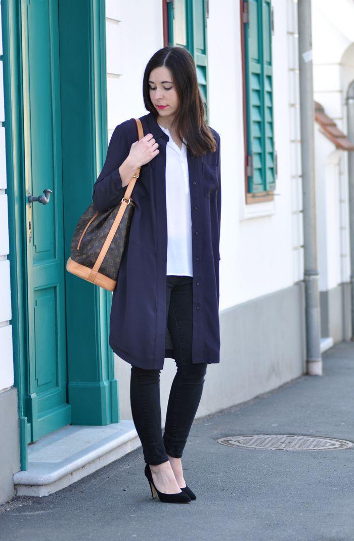 131624e4feb7 Outfit Fashionblog Österreich mit Michael Kors Uhr in Rosegold und Louis  Vuitton Noe