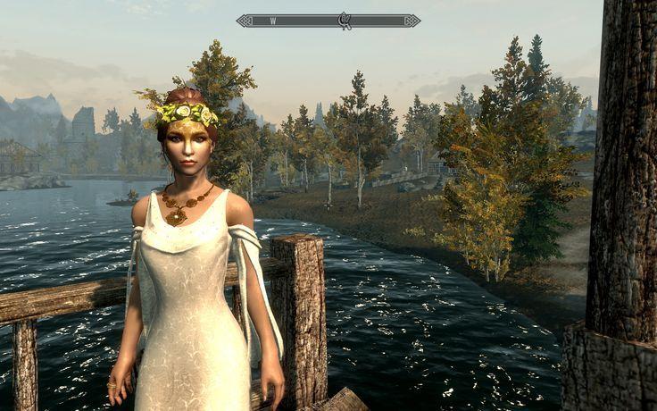 47++ Skyrim wedding dress mod information