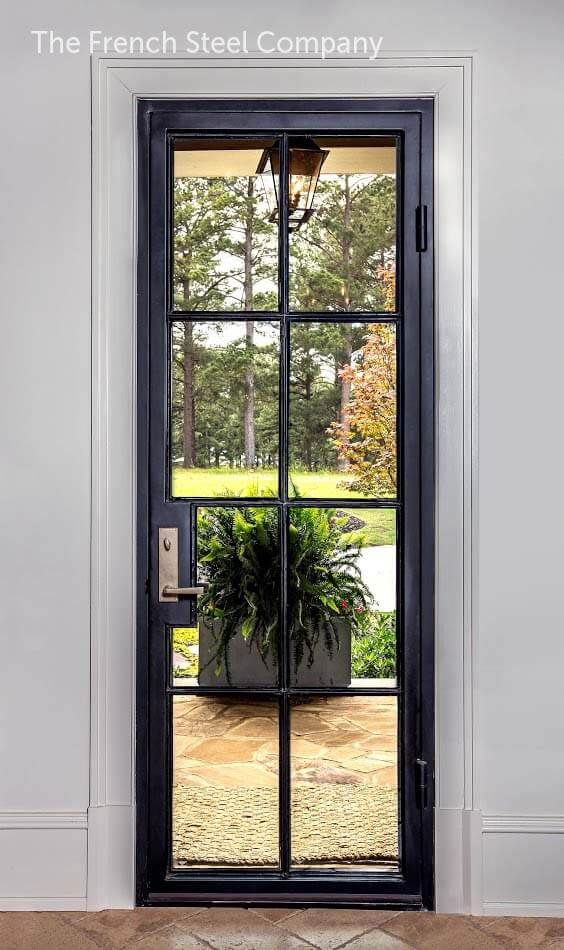 Learn about the wrought iron door design options from Scardino Doors in Atlanta. We offer custom doors in European Asian Modern and American styles. & Replacement door in breakfast room. Maybe animals won\u0027t destroy it ...