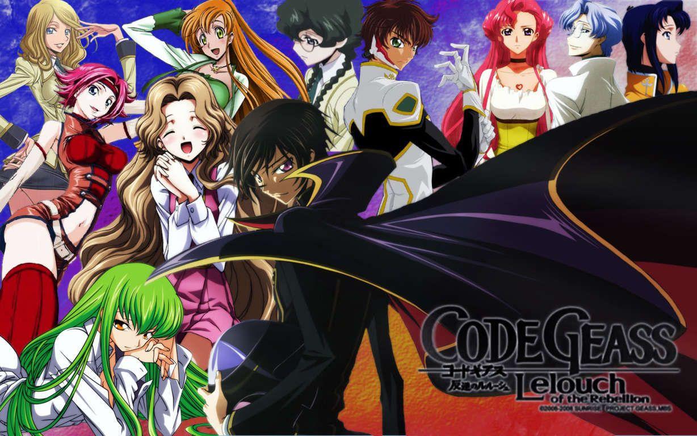 Download Anime Code Geass BD Subtitle Indonesia Batch