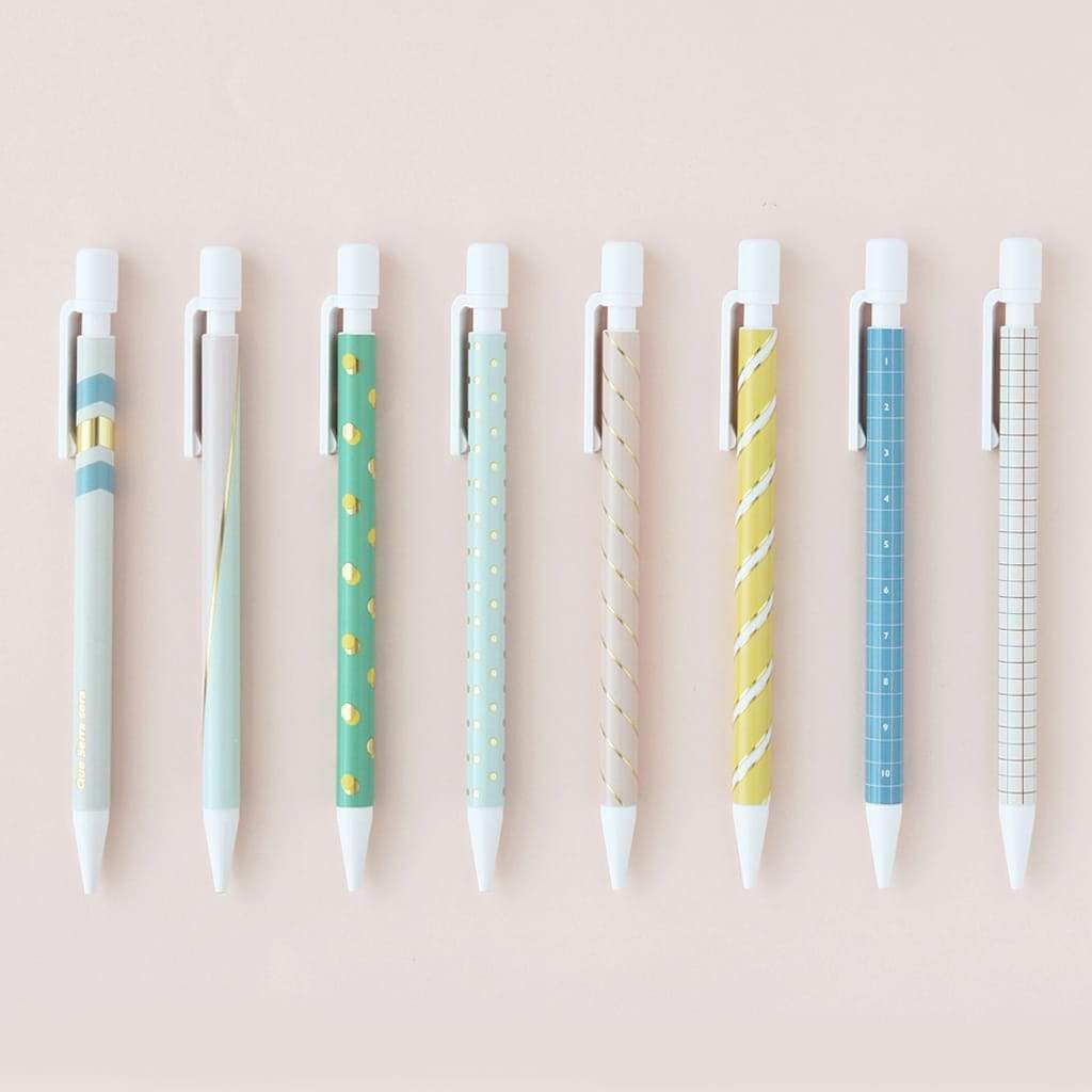 Livework pattern sharp mechanical pencil