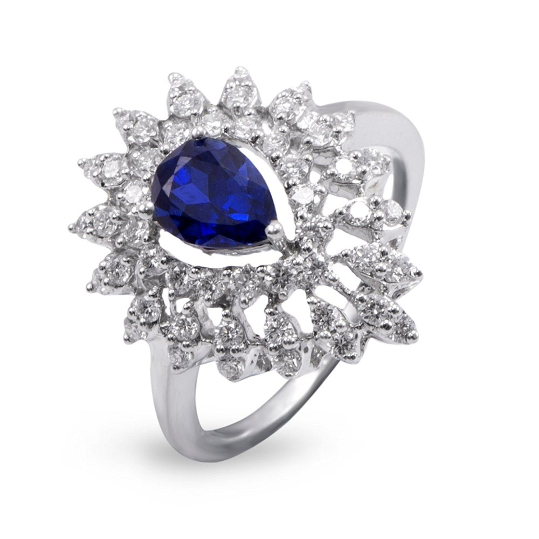 1bc5abb1e72 Buy Joyalukkas Pride Diamond Collection 18k White Gold and Diamond ...