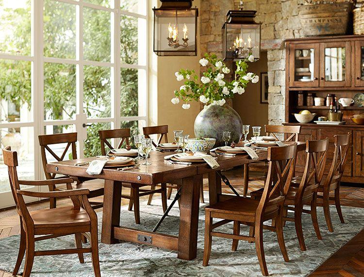 Rustic Lodge Kitchen Photo Gallery | Design Studio | Pottery Barn ...