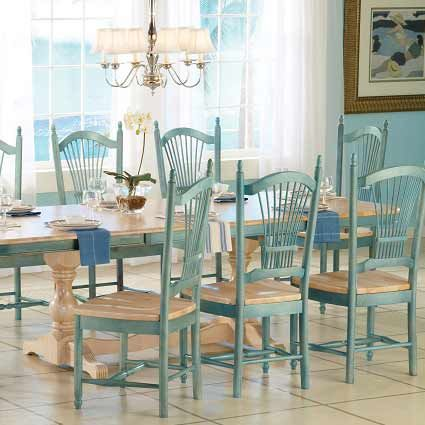 Custom Beach Furniture Shore Decor