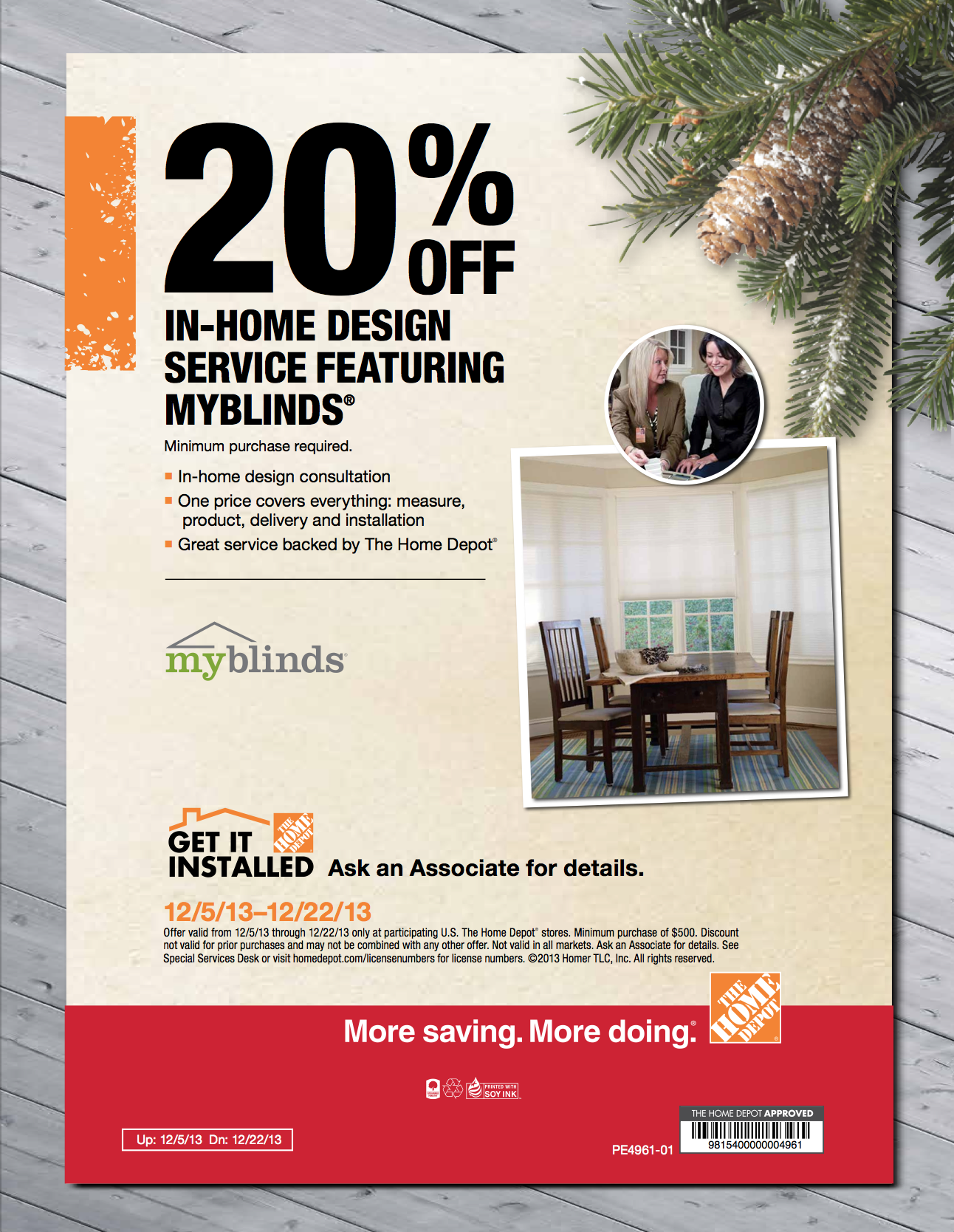 Great time to purchase blinds and shades! Up to 20% Off MyBlinds ...