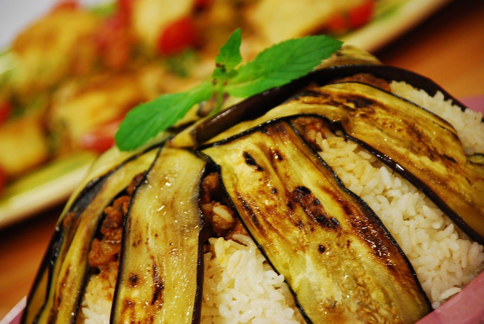 Türkischer Reis mit Hähnchen - Tavuklu Pilav | Türkische Gerichte