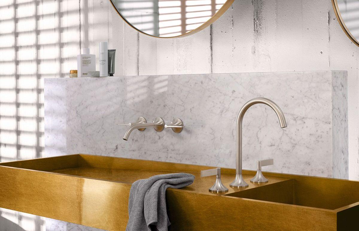 an eclectic / modern bathroom by Dornbracht   BaTHs   Pinterest ...