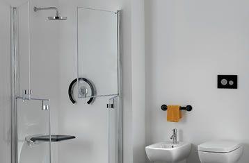 box doccia per anziani e disabili Home decor, Sink, Decor