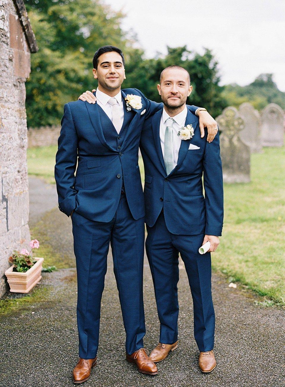 Stephanie Allin Elegance For A Summer Wedding In Wales | Three ...