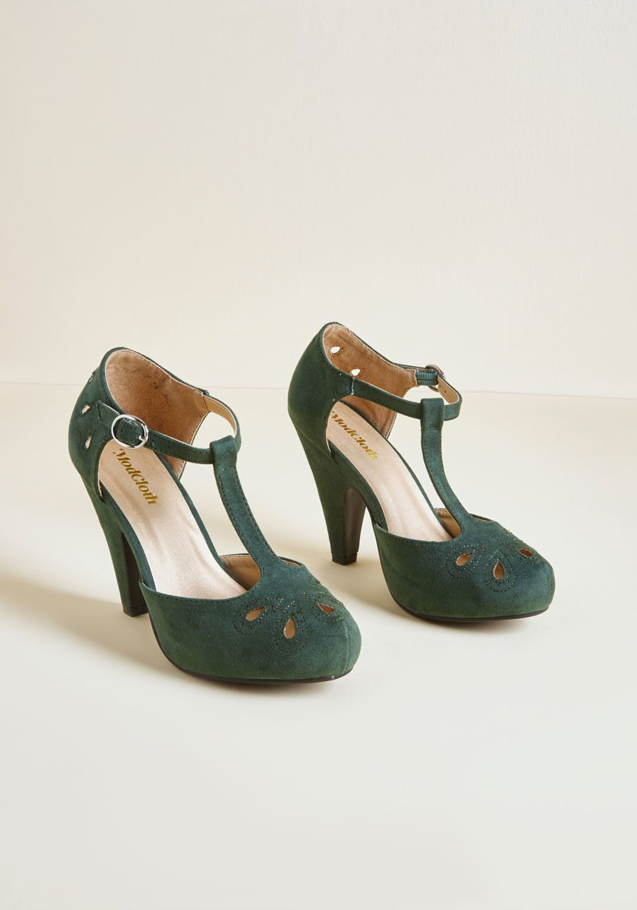 b45f0cd90d The Zest Is History Heel | My Dream Wedding | Heels, Green heels, Shoes