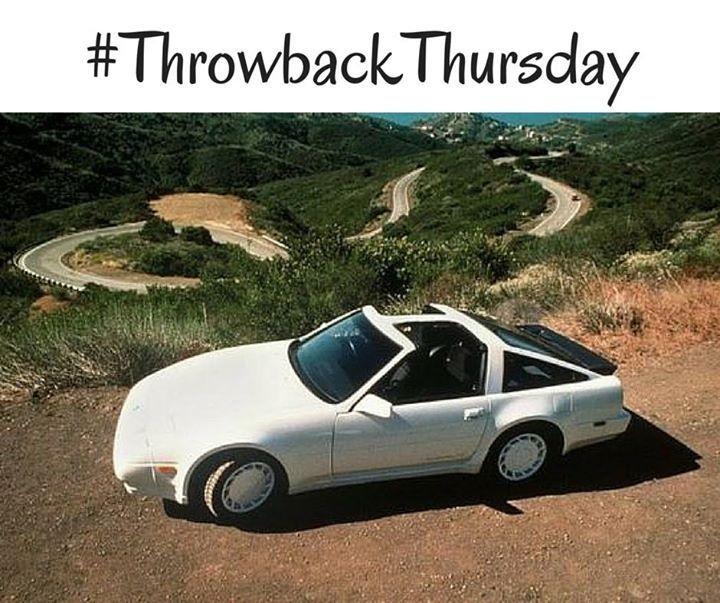 300zx Turbo Sound: #TBT: 1988 #Nissan 300ZX