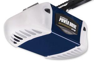 Chamberlain Power Drive 3 4 Hp Chain Drive Garage Access System Www Chamberlain Com Chain Drive Garage Garage Door Opener