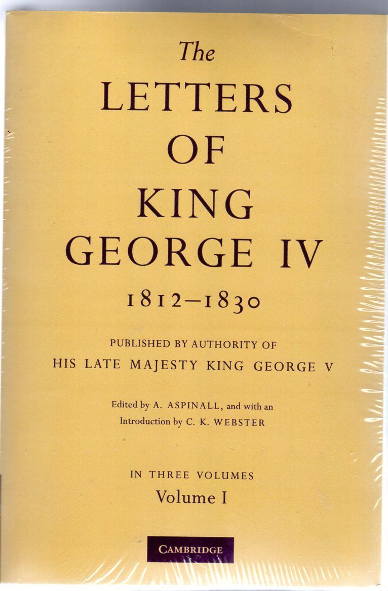 Break Letter King George Example Title The Letters Hist Unit