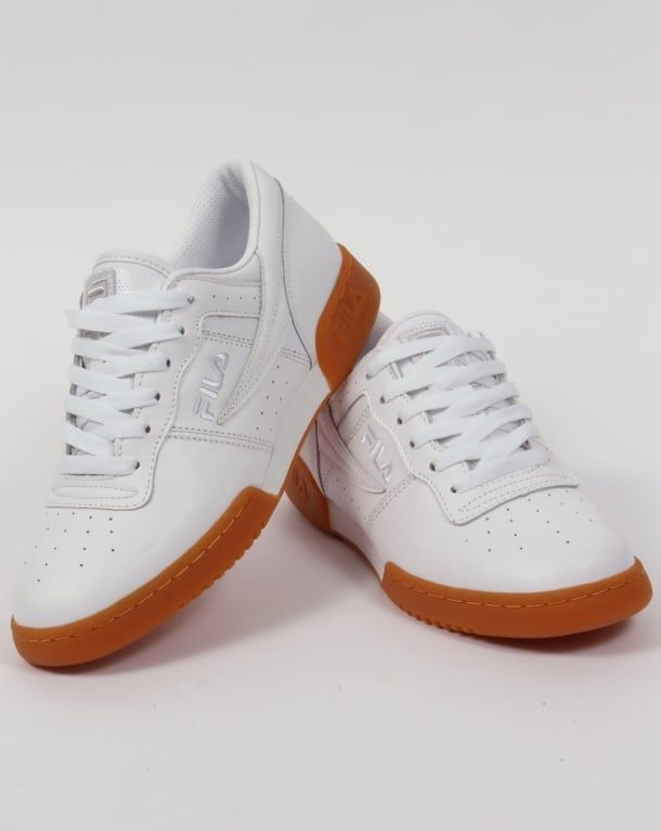 9e797ea0010 Fila Vintage Original Fitness Premium Trainers White,shoes,80s ...