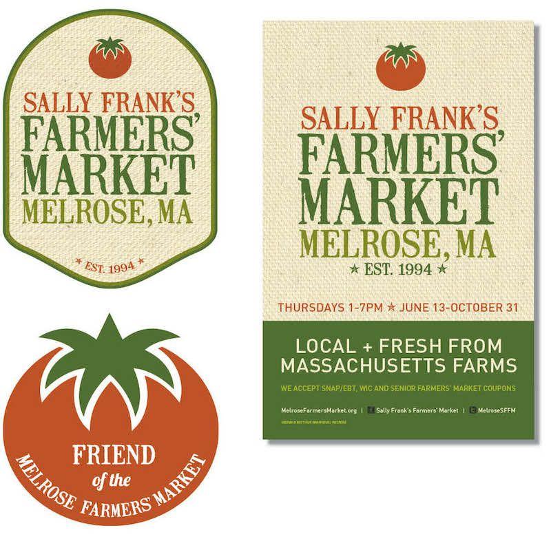 farmers market in melrose, ma