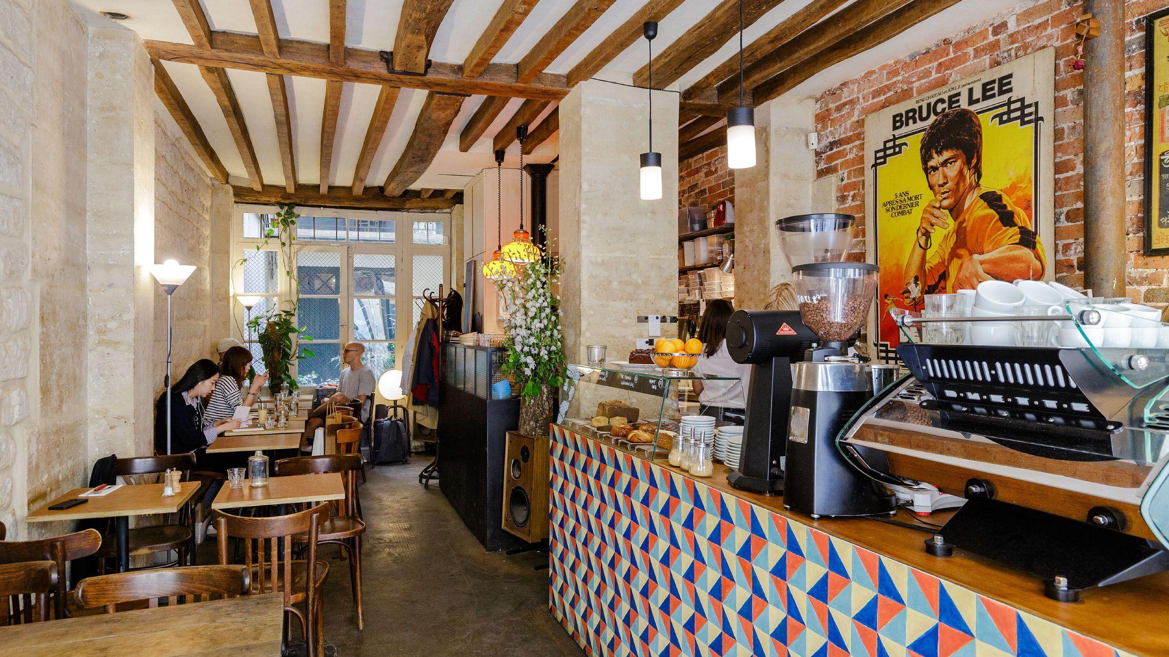 Restaurant Bruce Lee: description, interior, menu and reviews of visitors 33