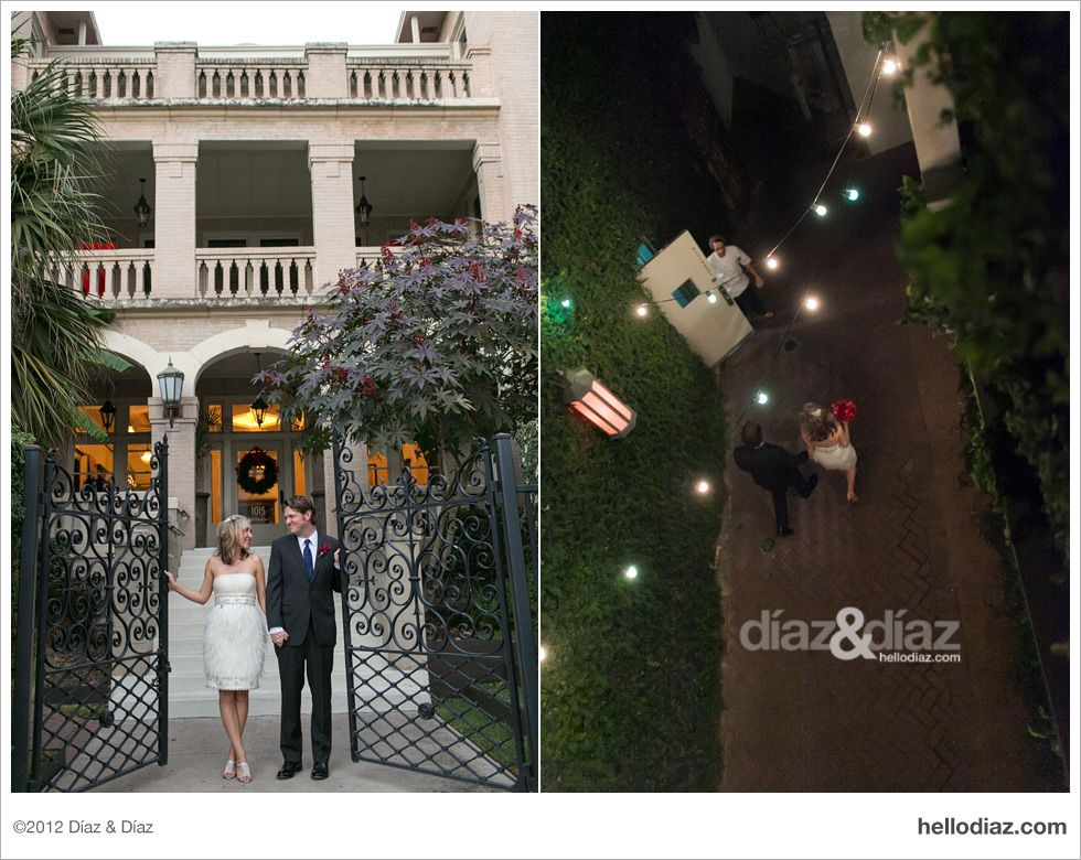 Wedding At Ocho Hotel Havana On San Antonio Riverwalk Photographer Diaz