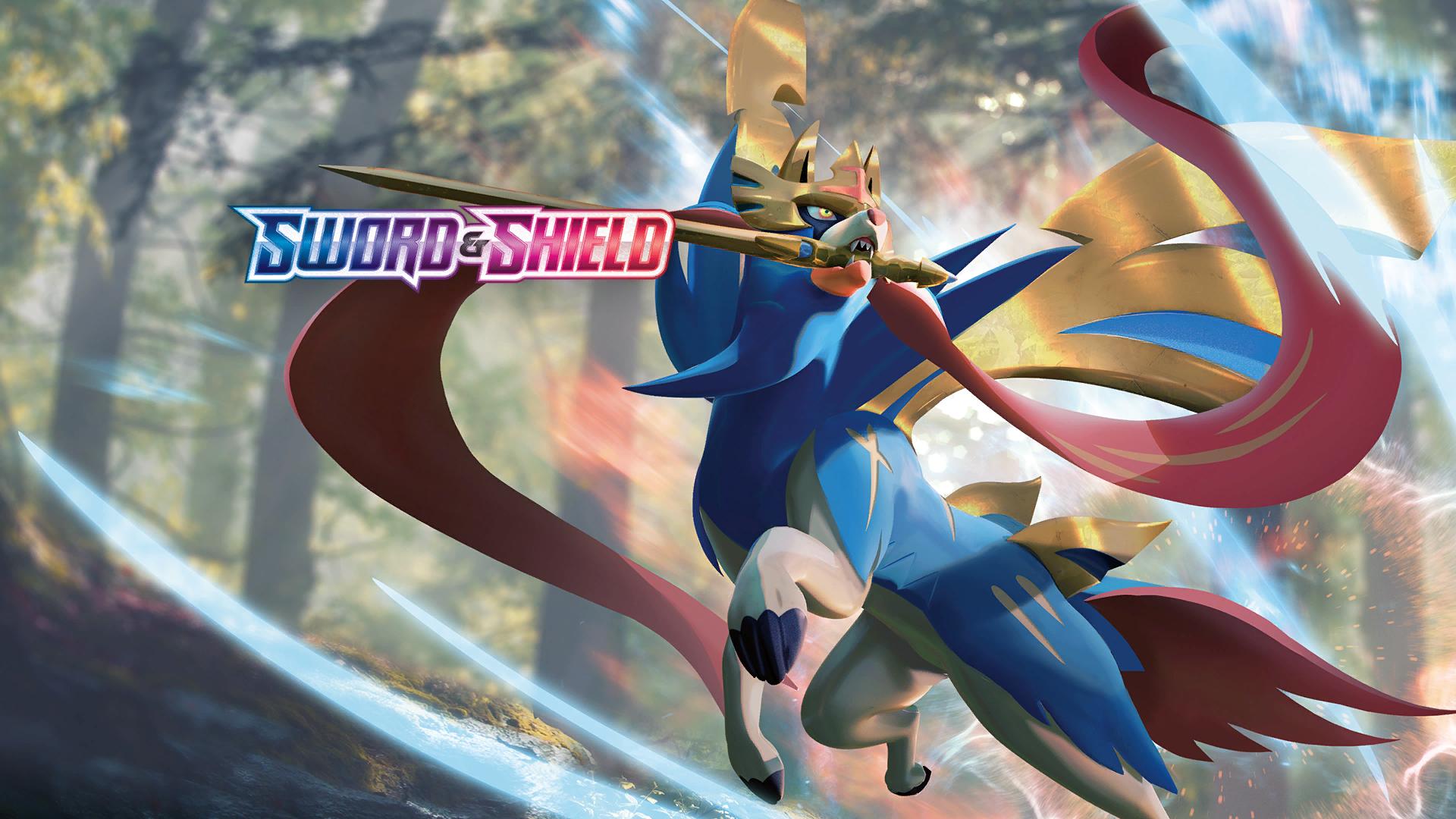 Sword Shield Tcg Artwork Early Tcgo Card Leaks Pokeguardian We Bring You The Latest Pokemon Tcg News Every Day Pokemon Artwork Pokemon Tcg