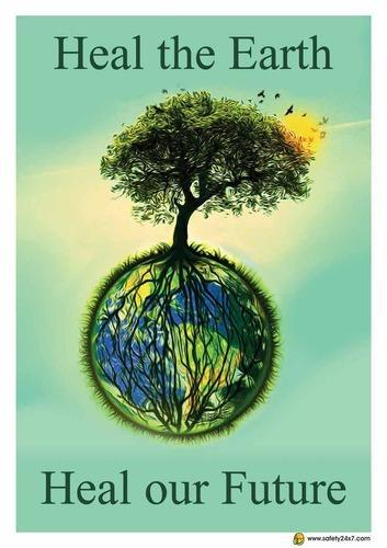 Environmental Awareness Poster View Specifications