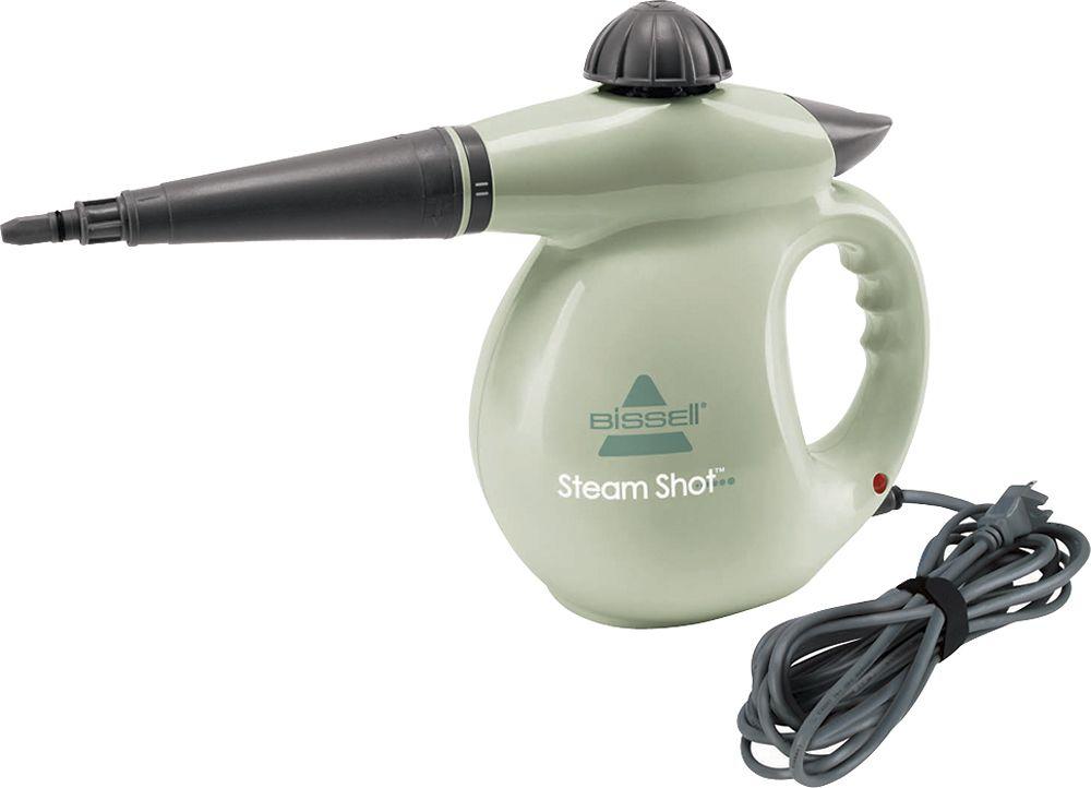 Bissell Steam Shot Handheld Steam Cleaner Pearl Wasabi