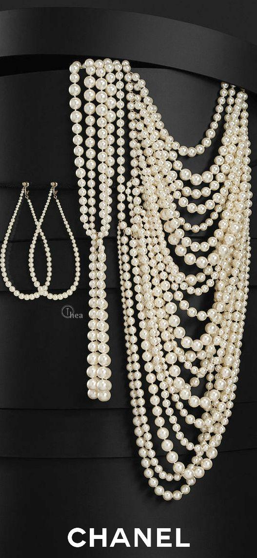 Costume Jewelry Chanel