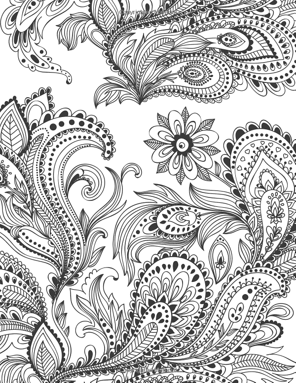 Keep Calm And Color On Stress Relief Coloring Adult Books Katie Martin