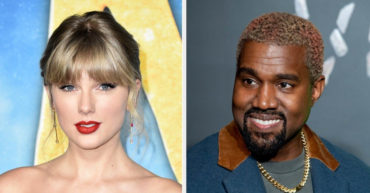 Your Music Preferences Will Determine If You Re More Like Kanye West Or Taylor Swift Kanye West Kanye Kanye West Adidas