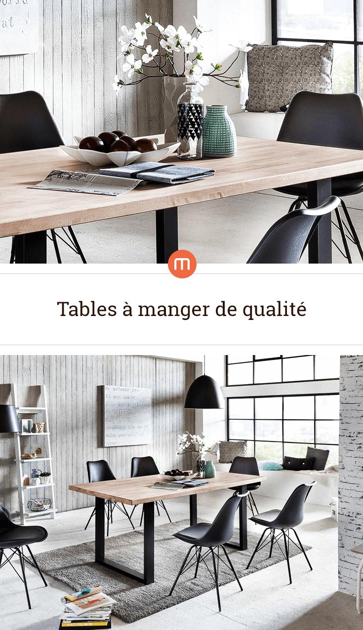 Tables A Manger Pour Toute La Famille Decoration En 2019