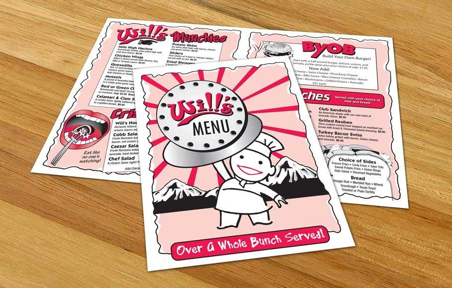 image result for fun menu designs menu design pinterest menu