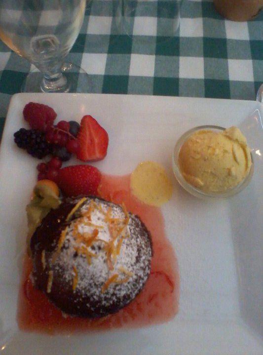 Lækker dessert!
