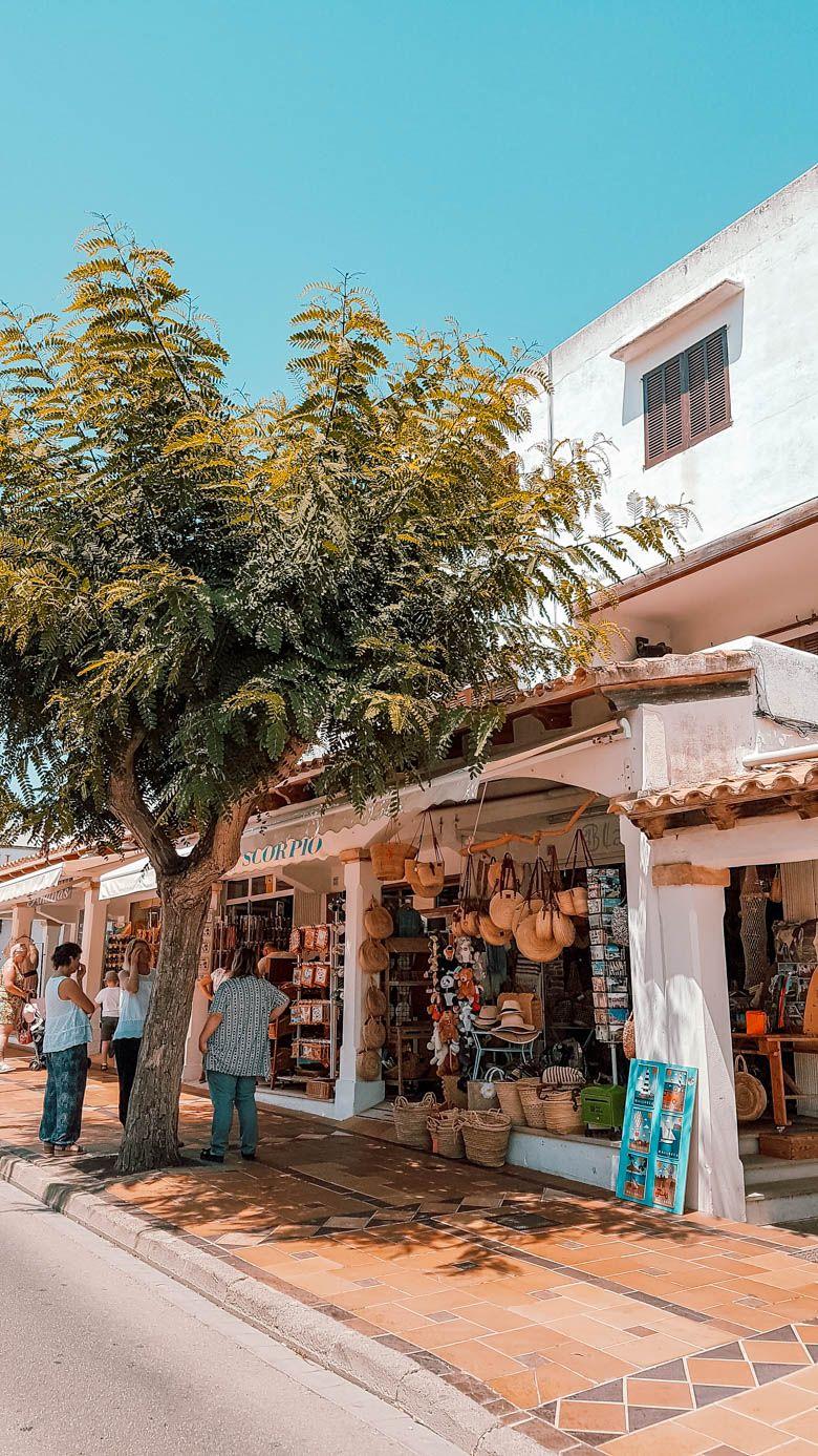 Ibiza-Feeling in Cala d'Or – Mallorca Momente