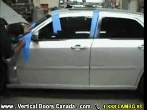 How To Install Vertical Lambo Doors Kit Professionally 1 800483 7842 Vertical Doors Door Kits Doors