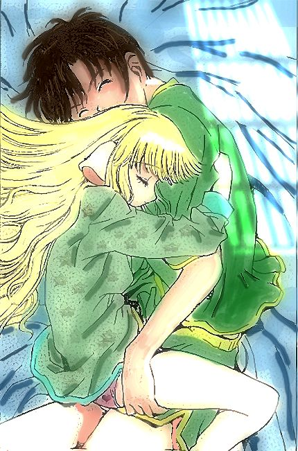 chii and hideki by ~JMJGRANGER on deviantART | Chobits ...